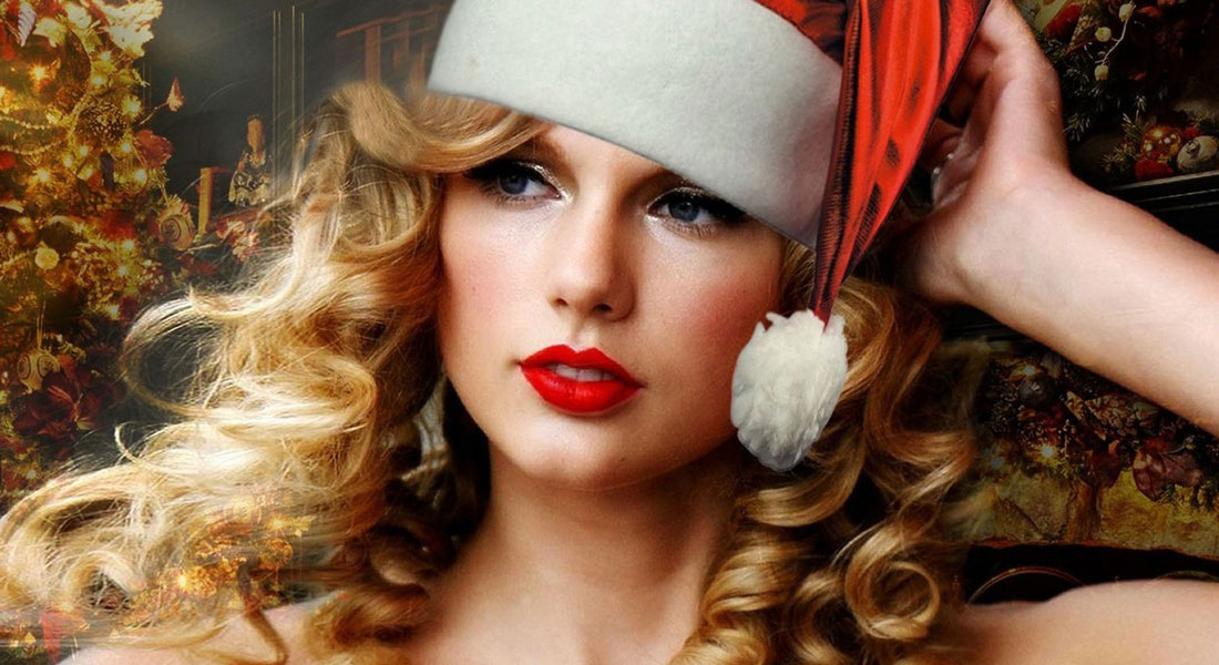 View Taylor Swift Christmas Photos