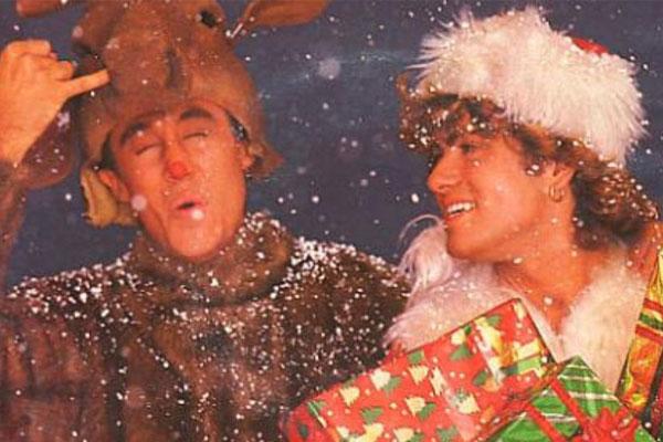 Wham! George Michael Last Christmas Lyrics